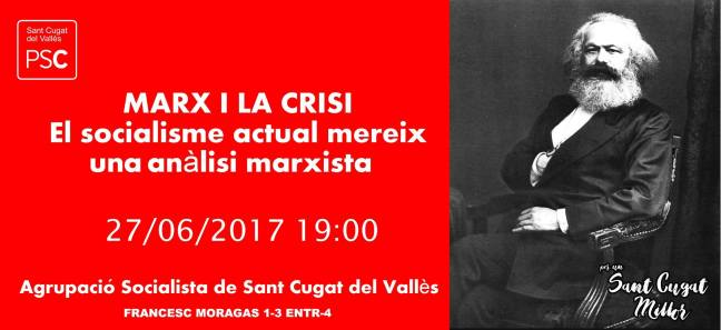 Marx i la crisi