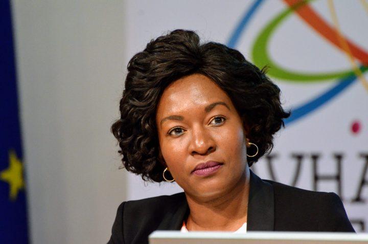 """Nicole Ndongala directora de Karibu:  'Para las mujeres afro-españolas y las que llevamos más tiempo aquí el desafío es """"salir al encuentro"""" de las que llegan'"""